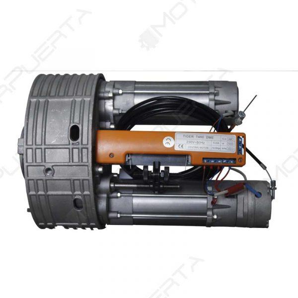 imagen del motor para persiana enrollable tiger