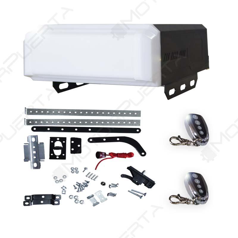 kit motor para puerta de garaje modelo cool 1000