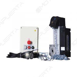 kit del motor para puerta de garaje indus 100