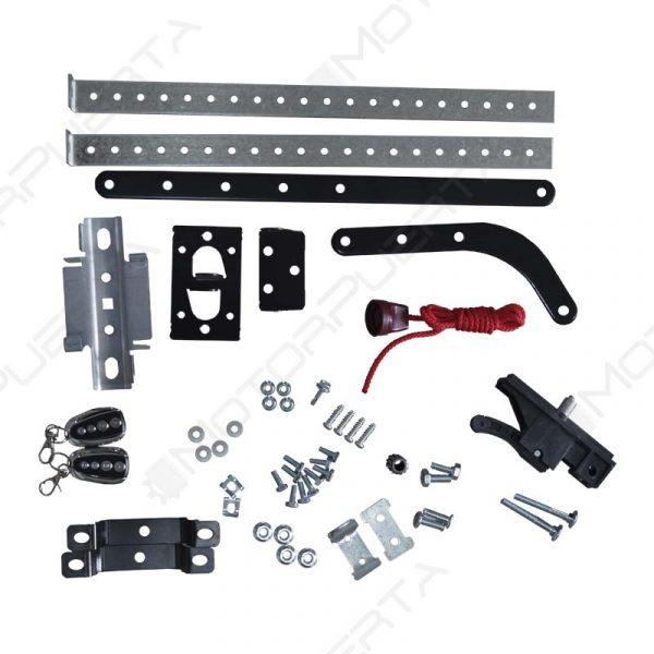 accesorios del kit para el motor de puerta de garaje cool 1000