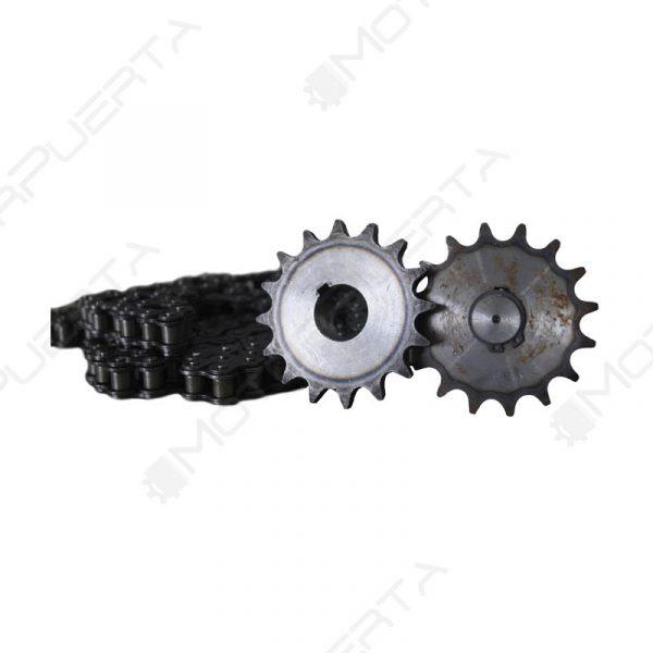 ataque indirecto para motor industrial