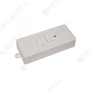 imagen del pulsador inalambrico de pared rolling code