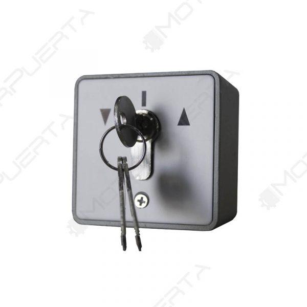 selector de llave para apewrtura de puertas automaticas