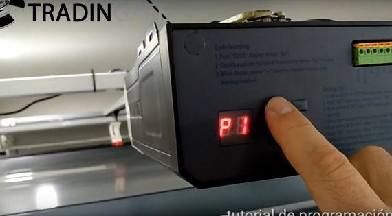 CÓMO PROGRAMAR UN MOTOR DE PUERTA DE GARAJE COOL 1000