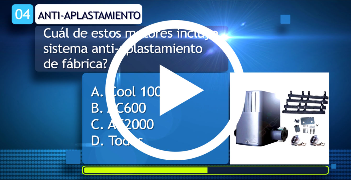 video cuestionario virtual anti aplastamiento